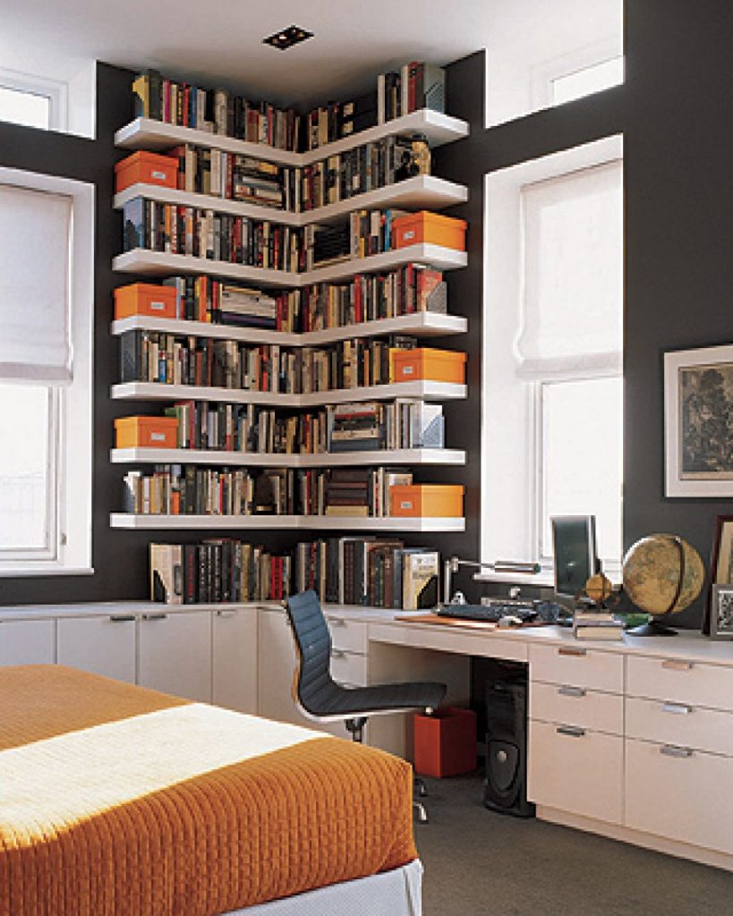 unique-bookshelf-for-bedroom-with-additional-interior-design-for-home-remodeling-with-bookshelf-for-bedroom